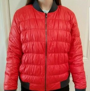Women's Athleta Goose Down Jacket Size 1X